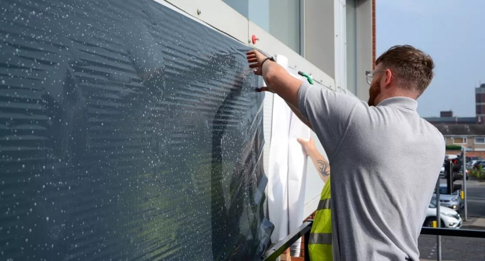 Architectural Wrapping Film at Grand Junction Retail Park-3